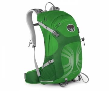 Turistinė kuprinė Stratos 24 2016 Žalia, S/M dydžio nugaros sistema