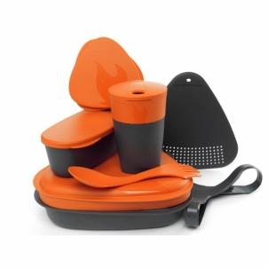 Turistiniai indai MealKit 2.0 orange