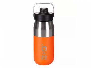 Turistinis indas Sip Cap Vacuum Insulated Bottle 750ml Oranžinė