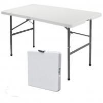 Turistinis stalas Home 122x60x74cm Iepazīšanās mēbeles