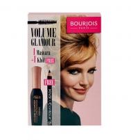 Tušas akims BOURJOIS Paris Mascara Volume Glamour Cosmetic 13,4ml Tušai akims