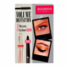 Tušas akims BOURJOIS Paris Volume 1 Second Mascara Cosmetic 14,5ml Tušai akims