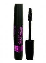 Tušas akims Catrice Ultimate Lash Multimizer Ultra Black Mascara Cosmetic 12ml 010 Ultra Black Tušai akims