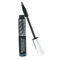 Tušas akims Christian Dior Diorshow Mascara Waterproof Backstage 090 Black Black Cosmetic 11,5ml Tušai akims