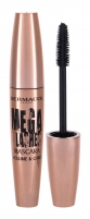 Tušas akims Dermacol Mega Lashes Black Volume & Care Mascara 11,5ml Туши для глаз