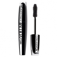 Tušas akims L´Oreal Paris Mascara Mega Volume Collagene 24h Black Cosmetic 9ml Tušai akims