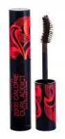 Tušas akims Max Factor 2000 Calorie Black Brown Curl Addict Mascara 11ml
