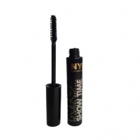 Tušas akims NYC New York Color Show Time Mascara Cosmetic 8ml 392 Brown Pearls Tušai akims