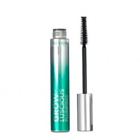 Tušas akims Revlon Grow Luscious Plumping Mascara Cosmetic 10ml 001 Blackest Black Tušai akims