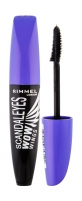 Tušas akims Rimmel London Scandal Eyes 003 Extreme Black Mascara 12ml