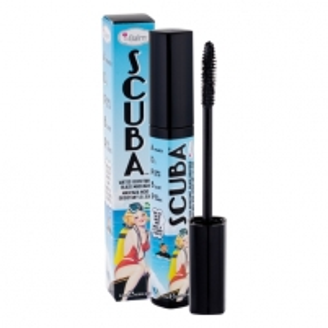 Tušas akims TheBalm Scuba Mascara Water Resistant Cosmetic 9,8ml Shade Black Tušai akims