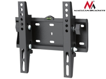 TV laikiklis Maclean MC-667 Wall Mounted TV Bracket Tilt Flat LED LCD 23-42 25kg TV stovai, laikikliai