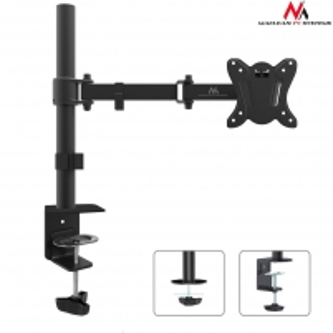 TV laikiklis Maclean MC-690 Universal Monitor Bracket 360 Adjustable Arm 13-27 inches TV stovai, laikikliai