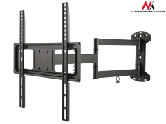 TV laikiklis Maclean MC-711 Adjustable Wall Mounted TV bracket For Curved And Flat Screens TV stovai, laikikliai