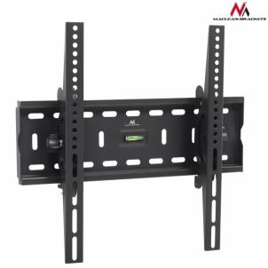 TV laikiklis Maclean MC-778 Adjustable TV wall mount for LED 26-55 45kg max vesa 400x400 TV stovai, laikikliai