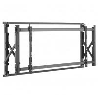 TV laikiklis Maclean MC-848 Desk workstation gas spring height adjustment max height 120cm TV stovai, laikikliai