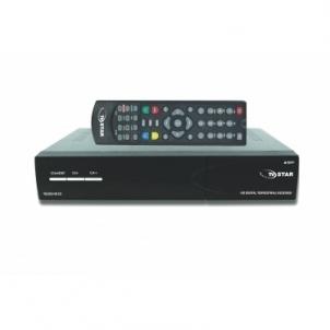 TV priedėlis DVB-T6100 HD CX Sat TV, TV imtuvai, moduliai