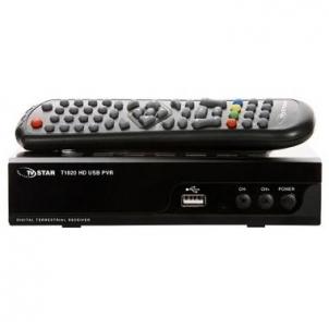 TV priedėlis TV STAR T1020 USB PVR Sat TV, TV imtuvai, moduliai