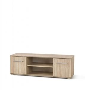 TV spintelė LIMA RTV1 ąžuolas sonoma Furniture collection lima