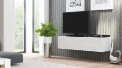 TV spintelė LIVO RTV-160W balta