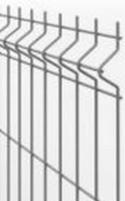 Tvoros segmentas 200x50x4x2500x1030mm Tvorų segmentai