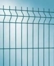 Hot dipped galvanized fencing panel Nylofor 3D LIGHT 4,2x50x200x1730x2500 PVC