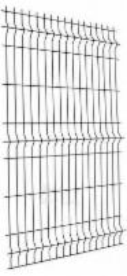 Tvoros segmentas Gardenfence 3/3,7x50x200x1830x2500 rudas Tvorų segmentai
