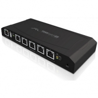 Ubiquiti TOUGHSwitch PoE 5-port Gigabit switch with 24V Passive PoE support