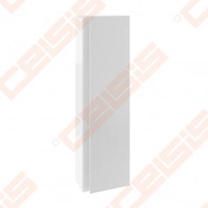 Ūkinė spintelė RAVAK 10˚ SD 450 x 290 x 1600 mm, baltos spalvos