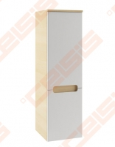 Ūkinė spintelė RAVAK CLASSIC 350 x 370 x 1200 (dešininė) mm, baltos spalvos