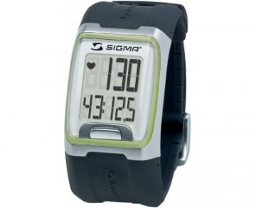 Unisex laikrodis Sigma Sporttester PC 3.11 Green
