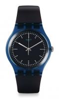 Unisex laikrodis Swatch Blue Pillow SUON121