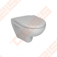"Toilet ""Lyra Plus"" withspended Lavatory closets"
