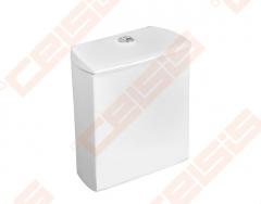 Tualete tvertne ROCA Nexo Compact ar dvigubu 6/3 litrų nuleidimu