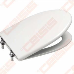 Toilet cover ROCA America with Soft close mehanizm lėtam užsidarymui