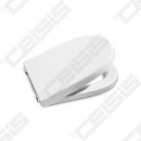Toilet cover ROCA Meridian with Soft close mehanizm lėtam užsidarymui