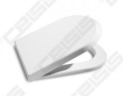 Unitazo dangtis ROCA Nexo su Soft Close mechanizmu lėtam užsidarymui