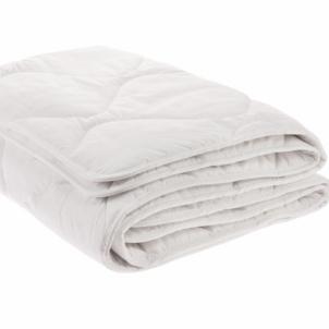 Universali antklodė su avių vilnos užpildu (440 g/m²), 100x130 cm