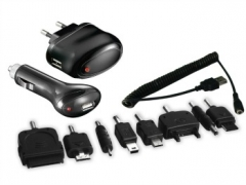 Universalus įkroviklis Sandberg Multi, Mobiliesiems telefonams
