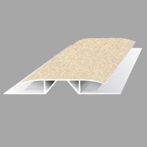 Kampas universalus lankstomas PVC dailylenčių 2,7 m. Dekoruotas