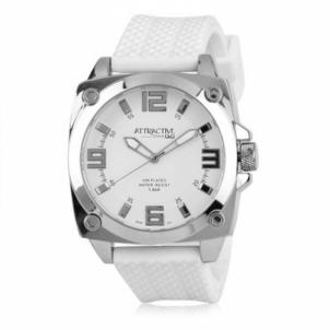 Universalus laikrodis Q&Q Atractive DF06J304Y Unisex laikrodžiai