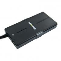 Universalus maitinimo šaltinis Whitenergy 65W, 8 antgalių, USB, Super Slim