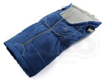 Universalus miegmaišis su avikailiu, Mėlynas Miegmaišiai
