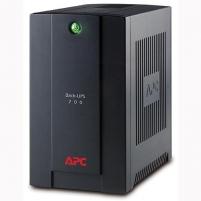 UPS - nepertraukiamo maitinimo šaltinis APC Back-UPS 700VA, 230V, AVR, Schuko
