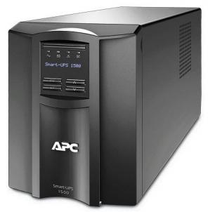 UPS - nepertraukiamo maitinimo šaltinis APC SMART-UPS 1500VA LCD 230V