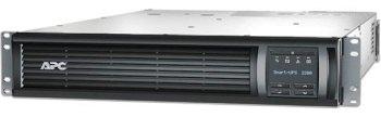 UPS - nepertraukiamo maitinimo šaltinis APC SMART-UPS 2200VA LCD RM 2U 230V