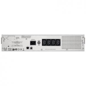 APC Smart-UPS C 1000VA 2U Rack mountable LCD 230V