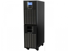 UPS On-Line Power Walker 6000VA terminal OUT, USB/RS-232, LCD, Tower CT