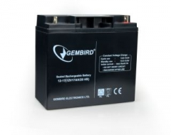 Gembird Battery 12V/17AH