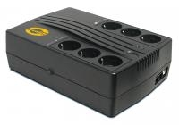 Ups maitinimo šaltinis ORVALDI 900SP USB RJ45 CD 6xSchuko